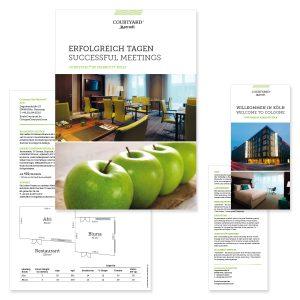 Meetingplanner & Hotelflyer